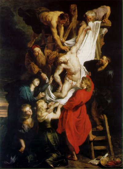 Rubens' Descent